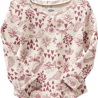 Old Navy Waffle Knit Tee For Baby
