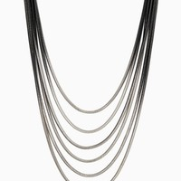 Slinky Ombre Necklace | Fashion Jewelry | charming charlie