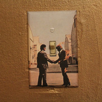 Pink Floyd - Wish You Were Here - Light Switch Cover Plate