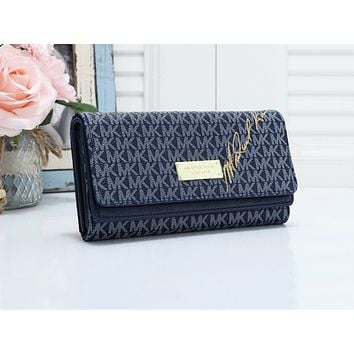 Samplefine2 MK hot seller of flip-cover clutch bags fashionable casual lady's small purse #5