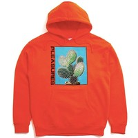 Spike Hoodie Safety Orange