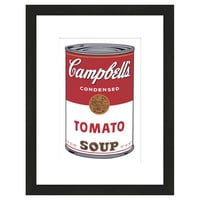 Andy Warhol, Campbell's Soup 1968, Paintings