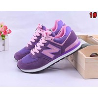 Alwayn New Balance Classic Women Casual Breathable Sport Sneakers Shoes 1#