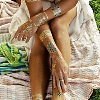 Flash Tattoos - Isabella