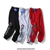 Champion Stretch Leggings Sweatpants Exercise Fitness Sport Pants Trousers