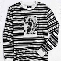 Stussy Laura Stripe Long-Sleeve Tee