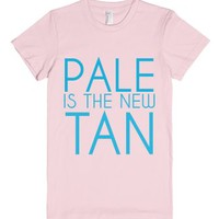 Pale Is The-Female Light Pink T-Shirt