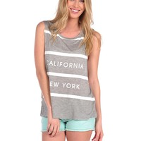 Vintage Havana California/New York Tank