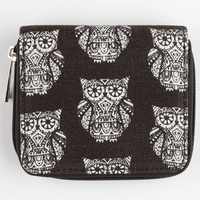 Aztec Owl Small Wallet | Wallets