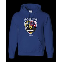 Support Our Maryland Police / Hoodie