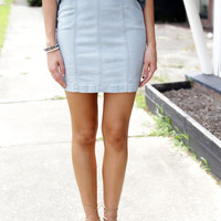 Universal Denim Skirt