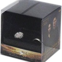 Twilight Breaking Dawn Part 2 Engagement Ring And Wedding Band Set Prop Replica