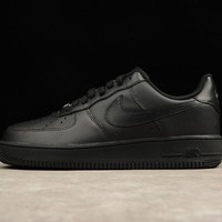 Nike Air Force 1 07 Low Black Sneakers - Best Deal Online