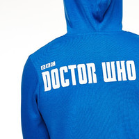 Doctor Who - TARDIS Jumpsuit / Onesuit with Hood