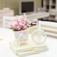 Simulation Flower Home Decoration (red)