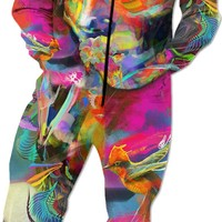 Crazy Face - The Most Fun & Insane Onesuit Ever
