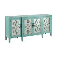 Lawrence Cabinet in Turquoise