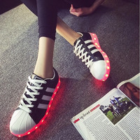 Light Up Shoes / LED Light Shoes / Low Top Tennis Shoes / Rave Kandi Neon Shoes / Gold Shoes / Black Low Tops / White Low Tops / Festival
