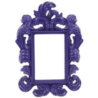 http://shop.hobbylobby.com/products/2-1/4-x-3-1/2-purple-ornate-photo-frame-661108/