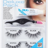 Ardell Eye Lash Deluxe Pack Wispies #68960
