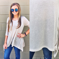 The Natural Knit Top