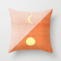 Last Days of Summer. Throw Pillow by Nick Nelson | Society6