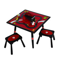 Levels of Discovery Firefighter Table & 2 Stool Set - LOD20038