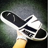 Nike: casual fashion slippers for men