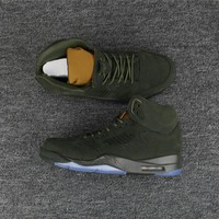 "Air Jordan 5 PRM ""Take Flight"" AJ5 881432-305"
