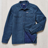 Patagonia Insulated Fjord Flannel Jacket - Urban Outfitters