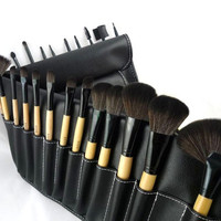 Makeup Brush Set (24 piece)