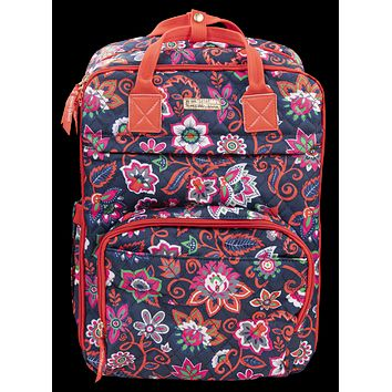 Simply Southern Preppy Floral Backpack Bag