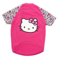 HELLO KITTY® Printed Sleeve Tee