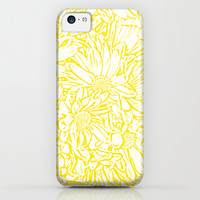 Daisy Daisy - Golden Sunshine iPhone & iPod Case by Lisa Argyropoulos