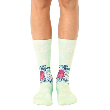 Responsible Adult Crew Socks