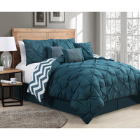 Avondale Manor Venice 7-piece Reversible Comforter Set | Overstock.com Shopping - The Best Deals on Comforter Sets