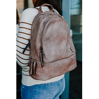 Pine Valley Backpack - Warm Taupe