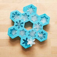 Snowflake Ice Tray