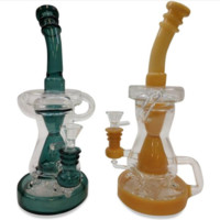 "10"" Hourglass Water Pipe"
