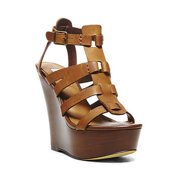 Steve Madden - WINSLET COGNAC LEATHER