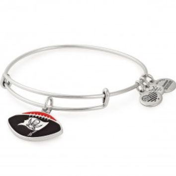 Tampa Bay Buccaneers Football Color Infusion Charm Bangle