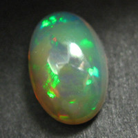 Opal oval Cabochon October Birthstone Gemstone for Engagement Ring or Other Fine Gemstone Jewelry