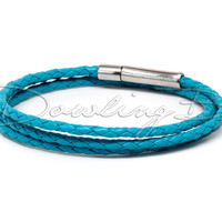 Turquoise Stainless TW
