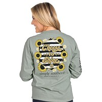 Chose to Shine - SS - F19 - Adult Long Sleeve