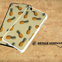 Cute Hipster Pineapple Samsung Galaxy S3 S4 S5 Note 3 , iPhone 4(S) 5(S) 5c 6 Plus , iPod 4 5 case