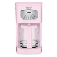Cuisinart® 12-Cup Programmable Coffee Maker in Pink