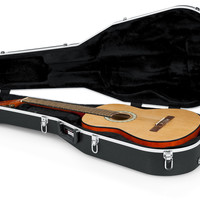 Deluxe Molded Case for Classic Guitars