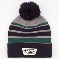 Vans Jeronimo Beanie Navy Combo One Size For Men 24637621101