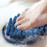 Soapy Toes Foot Scrubber