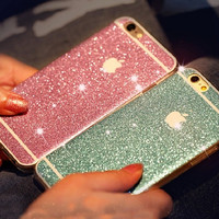 Bling Bling Giltter Protective Case for iPhone